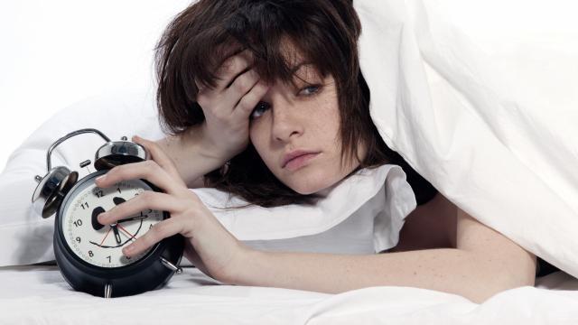 Nacht zonder slaap brengt genen in war